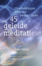 Peter  Wilms 45 geleide meditaties