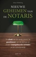 Johan Nebbeling , Nieuwe geheimen van de notaris