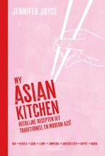 Jennifer Joyce , My Asian Kitchen