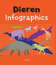 Chris  Oxlade Infographics jr. - Dieren