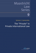 """Symeon C. Symeonides , The """"Private"""" in Private International Law"""