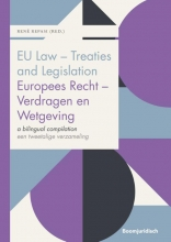 René Repasi , EU Law - Treaties and Legislation Europees Recht - Verdragen en Wetgeving