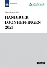 , Handboek Loonheffingen 2021