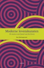 Dick  Kleinlugtenbelt Moderne levenskunsten 3 de mens en de kunst van het leven