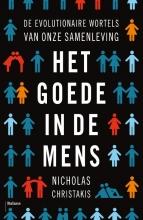 Nicholas  Christakis Het goede in de mens