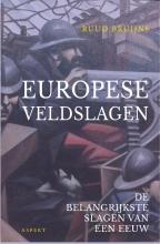 Ruud Bruijns , De Europese Veldslagen