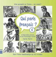 Carla Tarini , Qui parle français ? Deel 6