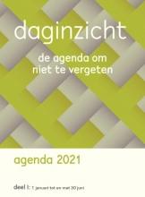 Saam UItgeverij Stichting DoeMaarZo!, Daginzicht Agenda 2021