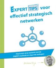 Jochem  Klijn Experttips boekenserie Experttips voor effectief strategisch netwerken