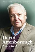David  Attenborough Life on air