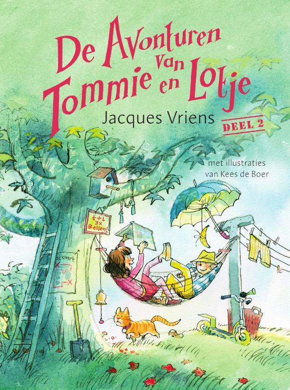 Jacques Vriens,De avonturen van Tommie en Lotje 2