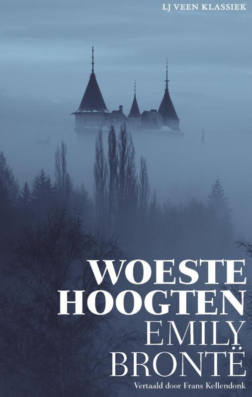 Emily Brontë,Woeste Hoogten
