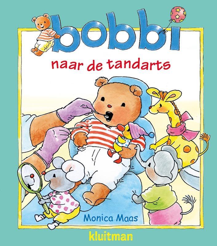 Monica Maas,Bobbi naar de tandarts