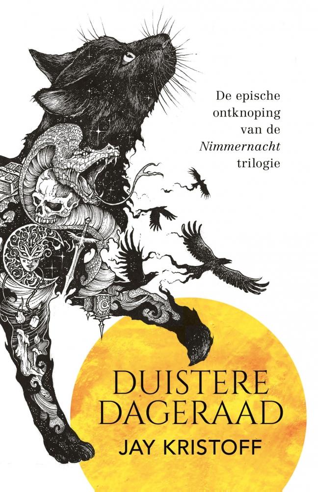 Jay Kristoff,Duistere Dageraad