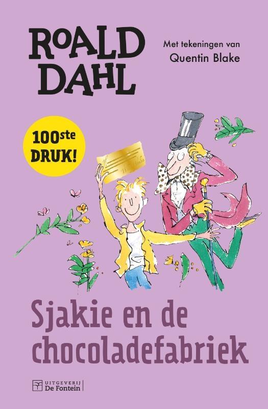 Roald Dahl,Sjakie en de chocoladefabriek