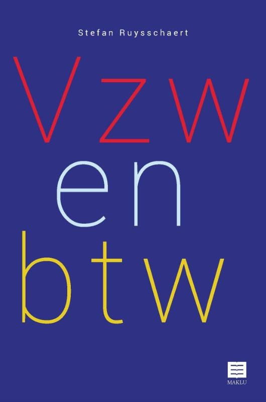 Stefan Ruysschaert,Vzw en btw
