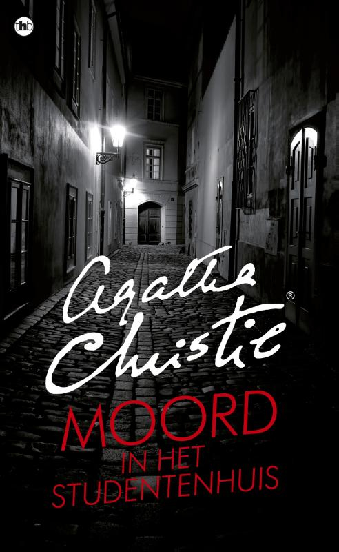Agatha Christie,Moord in het studentenhuis
