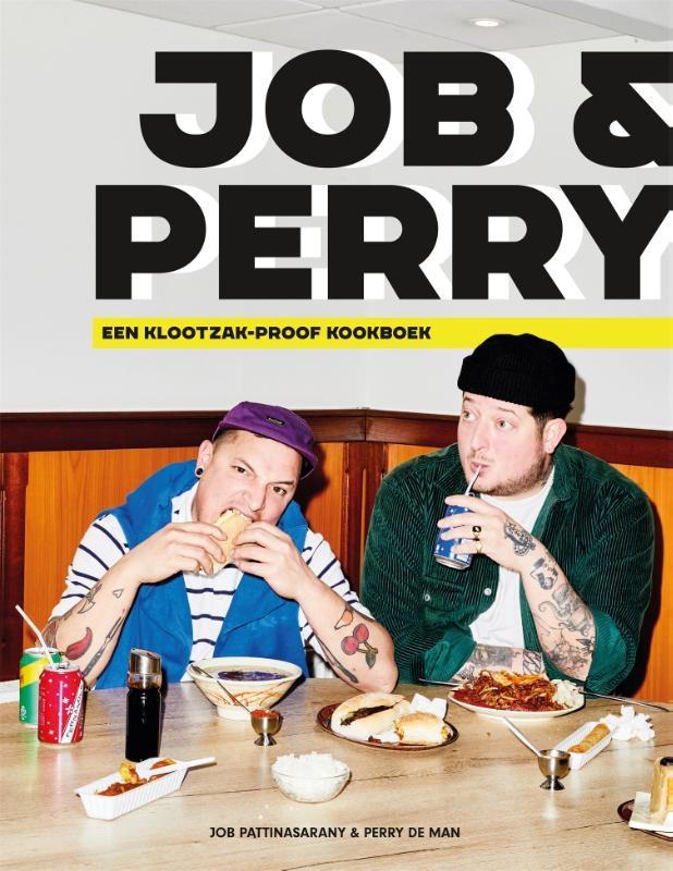 Perry de Man, Job Pattinasarany,Job en Perry