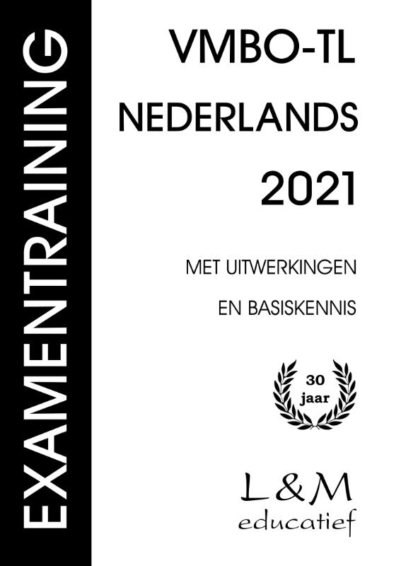 Gert P Broekema,Examentraining Vmbo-tl 2021