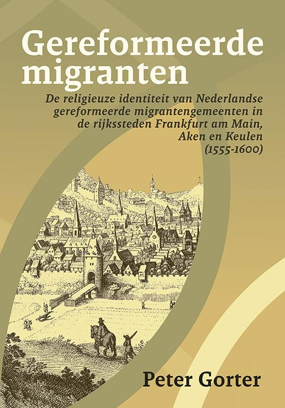 Peter Gorter,Gereformeerde migranten