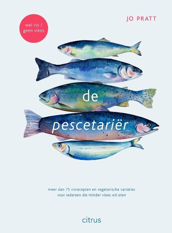 Jo Pratt,De pescetarier