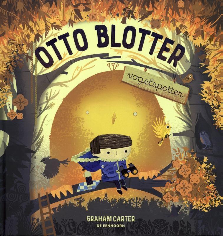 Graham Carter,Otto Blotter, vogelspotter