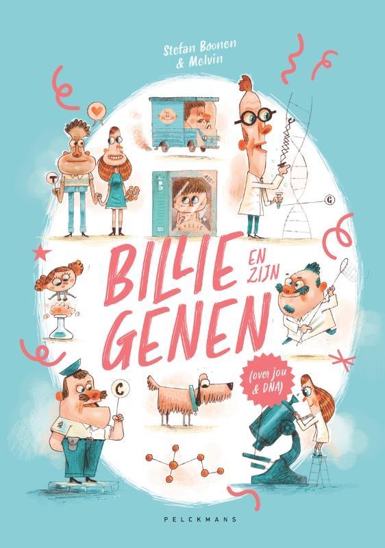 Stefan Boonen,Billie en zijn genen
