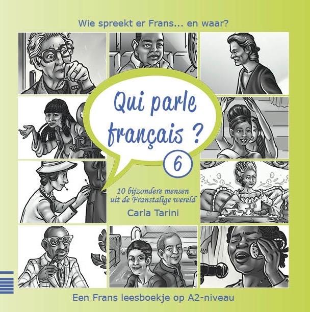 Carla Tarini,Qui parle français ? Deel 6