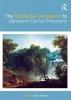 Aaron, Garrett,The Routledge Companion to Eighteenth Century Philosophy