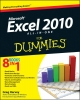 Harvey, Greg,Excel 2010 All�in�One For Dummies�