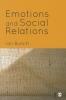 Burkitt, Ian,Emotions and Social Relations