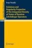 Veselic, Ivan,Existence and Regularity Properties of the Integrated Density of States of Random Schrödinger