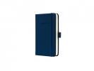 ,notitieboek Sigel Conceptum Pure hardcover A6 donkerblauw   gelinieerd