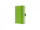,notitieboek Sigel Conceptum Pure hardcover A6 groen geruit