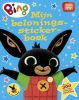 ,<b>Bing - Mijn belonings-stickerboek</b>