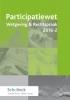 ,Participatiewet Wetgeving & Rechtspraak  2016-2