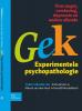 A.  Jansen, H.L.J.G.  Merckelbach,Experimentele psychopathologie