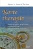 Myriam  Le Fevere de Ten Hove,Korte therapie