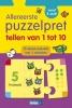 <b>ZNU</b>,Allereerste puzzelpret - Tellen van 1 tot 10