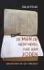 <b>Chaja  Polak</b>,De man die geen hekel had aan joden
