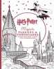 ,<b>Harry Potter kleurboek 3 - Magische plekken en personages</b>