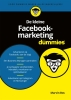 <b>Marvin  Bos</b>,De kleine Facebookmarketing voor Dummies