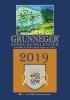 <b>Fré  Schreiber</b>,Grunneger Spreukenklender 2019