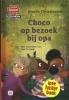 Nicolle  Christiaanse,Leren lezen met Kluitman Choco op bezoek bij opa, Meeluisterboek