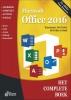 Peter  Kassenaar, Wim de Groot, Wilfred de Feiter, Ronald  Smit,Het complete boek Office 2016
