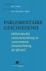 <b>Parlementaire geschiedenis (elektronische) consumentenkoop en consumentendienstverlening op afstand</b>,