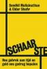 <b>Sendhil  Mullainathan, Eldar  Shafir</b>,Schaarste