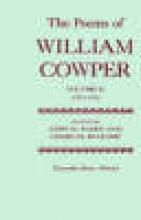 William Cowper,   John D. (Professor of English, Professor of English, University of Toronto) Baird,   Charles (Director of The Frick Collection, New York) Ryskamp The Poems of William Cowper: Volume II: 1782-1785