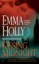 Holly, Emma Kissing Midnight