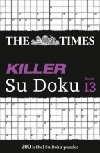 The Times Mind Games Times Killer Su Doku Book 13
